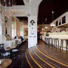"""Фото из портфолио """"Счастье"""" кафе-кондитерская  – фотографии дизайна интерьеров на INMYROOM"""