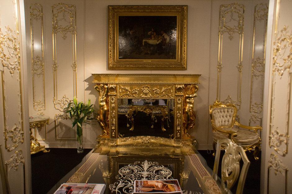Фотография: Гостиная в стиле Классический, Индустрия, События, Kartell, iSaloni – фото на InMyRoom.ru