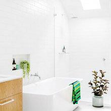 Фото из портфолио  Отреставрированный коттедж в Мельбурне,  Австралия – фотографии дизайна интерьеров на InMyRoom.ru