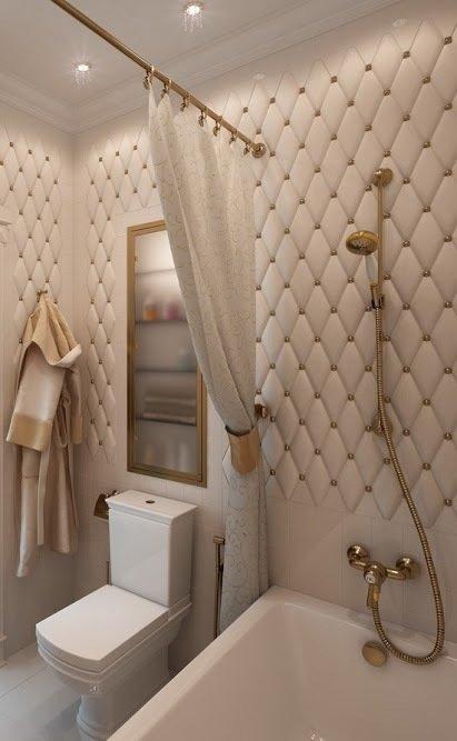 Фотография: Ванная в стиле Классический, Малогабаритная квартира, Дом, Дома и квартиры – фото на InMyRoom.ru