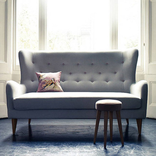 Фотография: Мебель и свет в стиле Классический, Современный, Декор интерьера, Диван, Филипп Старк, Patricia Urquiola, Паола Навоне – фото на InMyRoom.ru