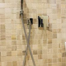 Фото из портфолио Гостевой туалет. – фотографии дизайна интерьеров на INMYROOM