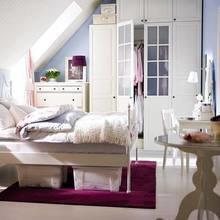Фотография: Спальня в стиле Скандинавский, Интерьер комнат, Ремонт – фото на InMyRoom.ru