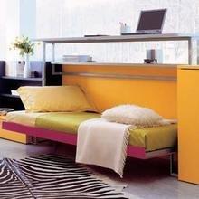 Фотография: Спальня в стиле Современный, Декор интерьера, Малогабаритная квартира, Квартира, Дома и квартиры – фото на InMyRoom.ru