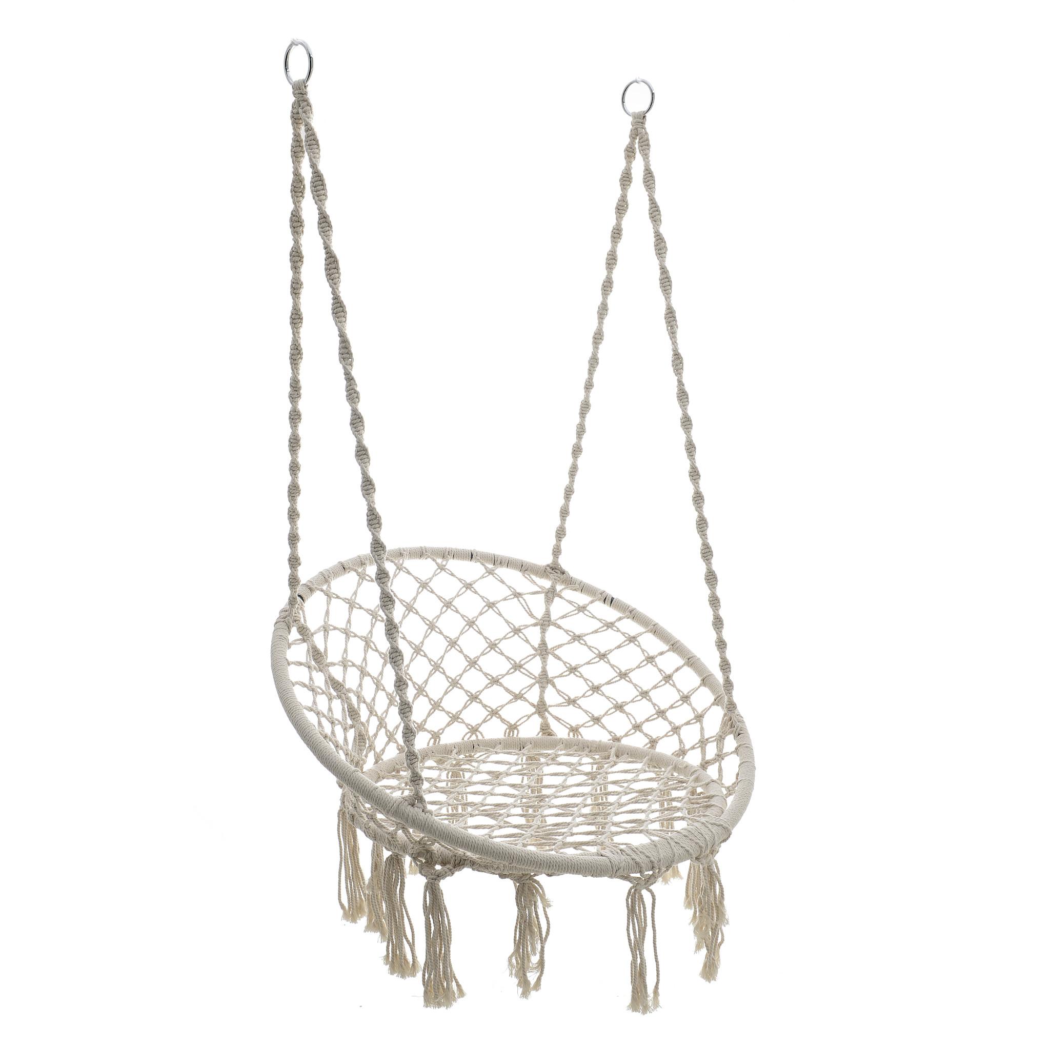 Кресло-гамак из хлопка