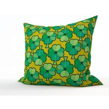 Диванная подушка: Счастливый клевер