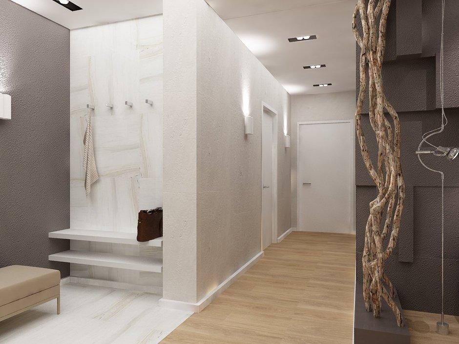 Фотография: Прихожая в стиле Современный, Декор интерьера, Квартира, Дома и квартиры, Проект недели – фото на InMyRoom.ru