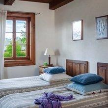 Фотография: Спальня в стиле Кантри, Дом, Дом и дача – фото на InMyRoom.ru