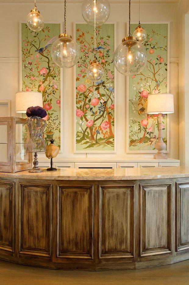 Фотография: Декор в стиле Прованс и Кантри, Декор интерьера, DIY, Квартира, Красный, Зеленый, Желтый, Синий, Голубой – фото на InMyRoom.ru