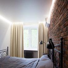 Фото из портфолио Трехкомнатная квартира в стиле лофт – фотографии дизайна интерьеров на InMyRoom.ru