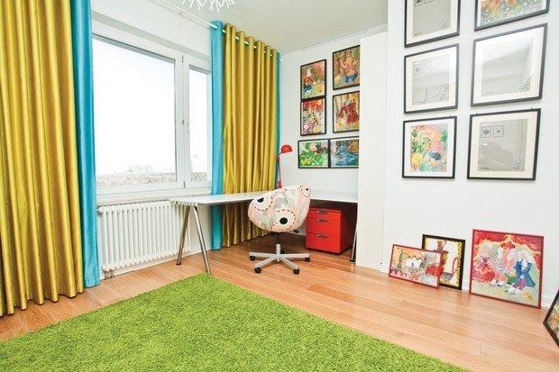 Фотография: Детская в стиле Современный, Декор интерьера, Декор дома, Картины – фото на InMyRoom.ru