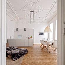 Фото из портфолио Роскошный интерьер, Вена – фотографии дизайна интерьеров на InMyRoom.ru