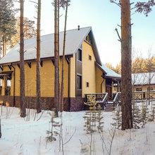 Фото из портфолио Дом с постройками в г. Сысерть – фотографии дизайна интерьеров на INMYROOM