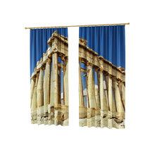 Шторы с фотопечатью: Руины Парфенона