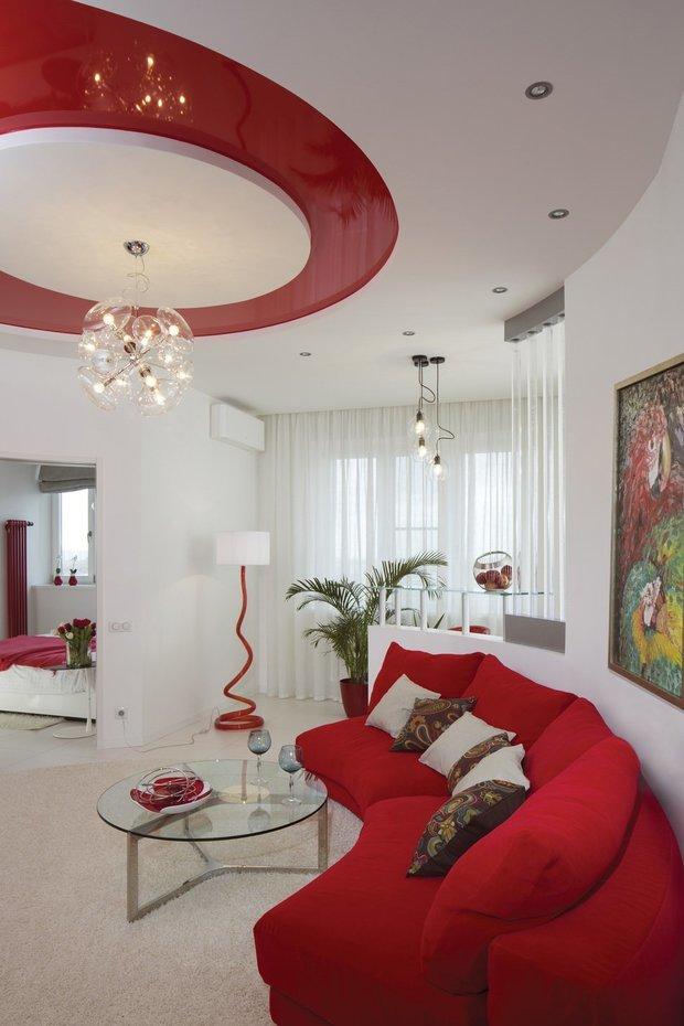 Фотография: Гостиная в стиле Хай-тек, Декор интерьера, Декор дома – фото на InMyRoom.ru