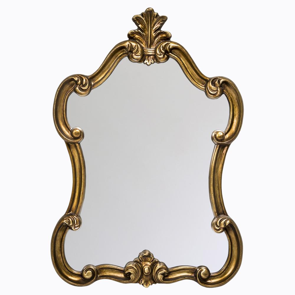 Купить Настенное зеркало мерсье в раме из полиуретана, inmyroom, Россия