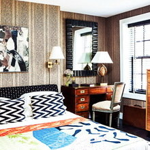 Фото из портфолио Таунхаус в Бруклине – фотографии дизайна интерьеров на INMYROOM
