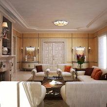 Фото из портфолио Дом в поселке «Николино». – фотографии дизайна интерьеров на INMYROOM