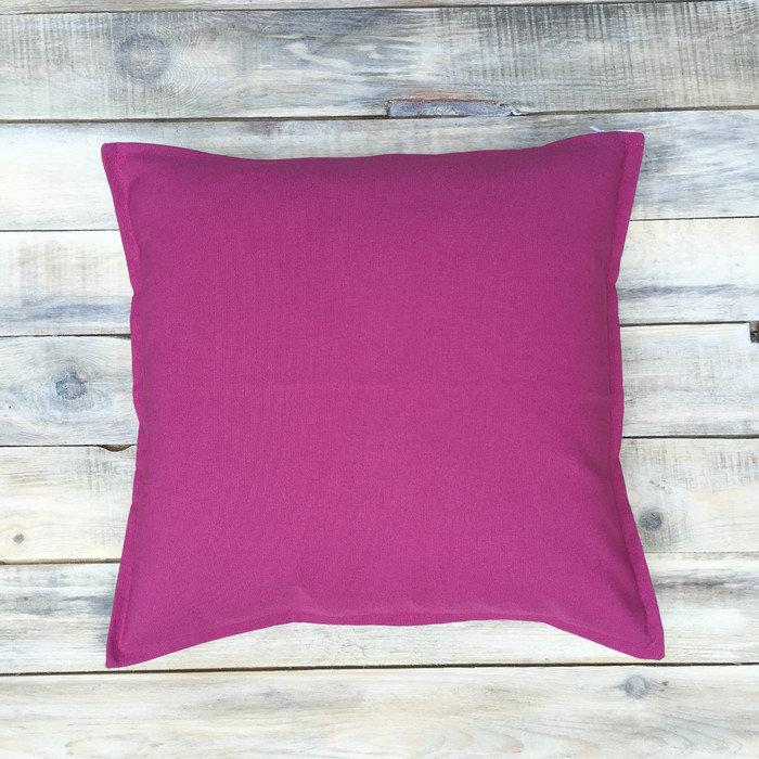 "Подушка ""Deep Pink"""