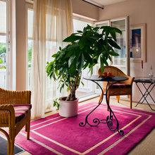 Фотография:  в стиле Кантри, Современный, Декор интерьера, Мебель и свет, Кресло – фото на InMyRoom.ru