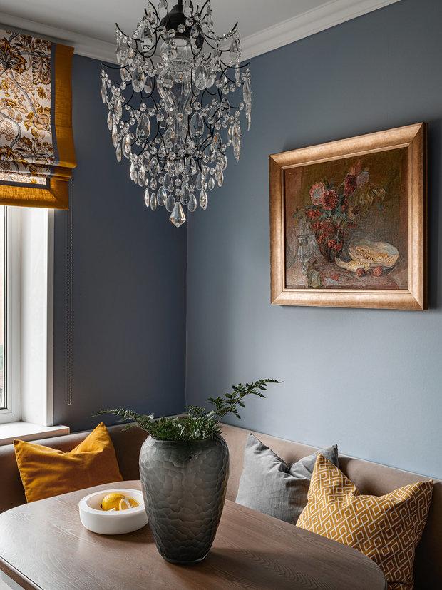Фотография: Кухня и столовая в стиле Прованс и Кантри, Декор интерьера – фото на INMYROOM