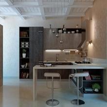Фото из портфолио Кухня Верона. – фотографии дизайна интерьеров на InMyRoom.ru