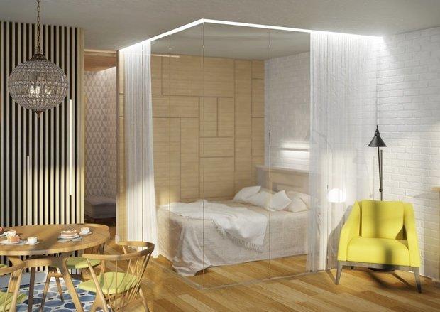 Дизайн: Виктория Золина, Анна Чеверева, Zi-design Interiors