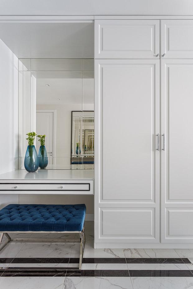 Фотография: Прихожая в стиле Современный, Квартира, Проект недели, Москва, 3 комнаты, Более 90 метров, Balcon – фото на INMYROOM