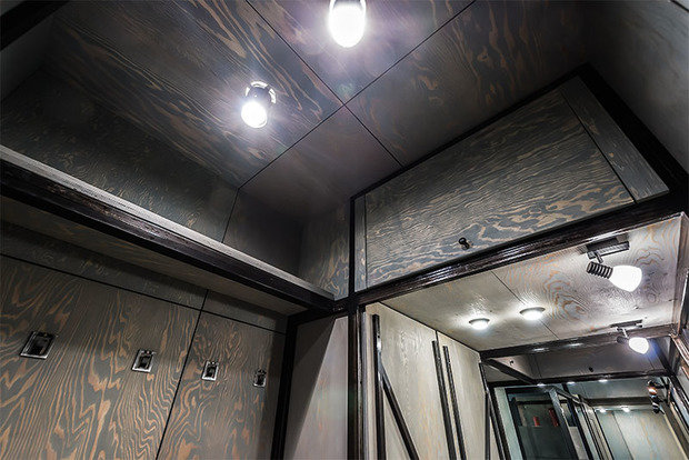 Фотография: Прочее в стиле Современный, Интерьер комнат, Переделка, Индустриальный – фото на InMyRoom.ru