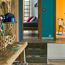 Фотография: Декор в стиле Кантри, Квартира, Дома и квартиры, Париж – фото на InMyRoom.ru