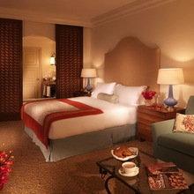 Фотография: Спальня в стиле Современный, Восточный, Дома и квартиры, Городские места, Отель – фото на InMyRoom.ru