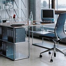 Фотография: Офис в стиле Современный, Хай-тек – фото на InMyRoom.ru