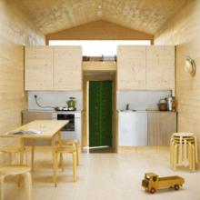 Фотография: Кухня и столовая в стиле Эко,  – фото на InMyRoom.ru