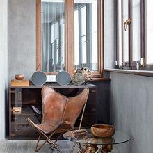 Фотография: Балкон в стиле Эклектика, Квартира, Проект недели, Москва, Елена Семенова – фото на InMyRoom.ru
