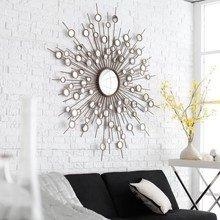 Фотография: Мебель и свет в стиле Эклектика, Декор интерьера, Декор дома, Зеркало – фото на InMyRoom.ru