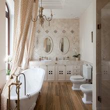Фото из портфолио Дом в стиле прованс – фотографии дизайна интерьеров на InMyRoom.ru