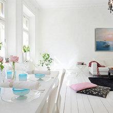 Фотография: Гостиная в стиле Скандинавский, Советы – фото на InMyRoom.ru