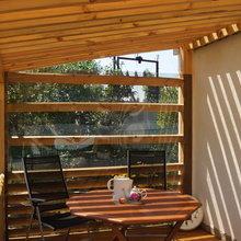 Фото из портфолио Терраса дачного дома – фотографии дизайна интерьеров на INMYROOM