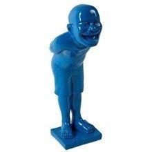 "Скульптура ""Bootlicker - Blue"""