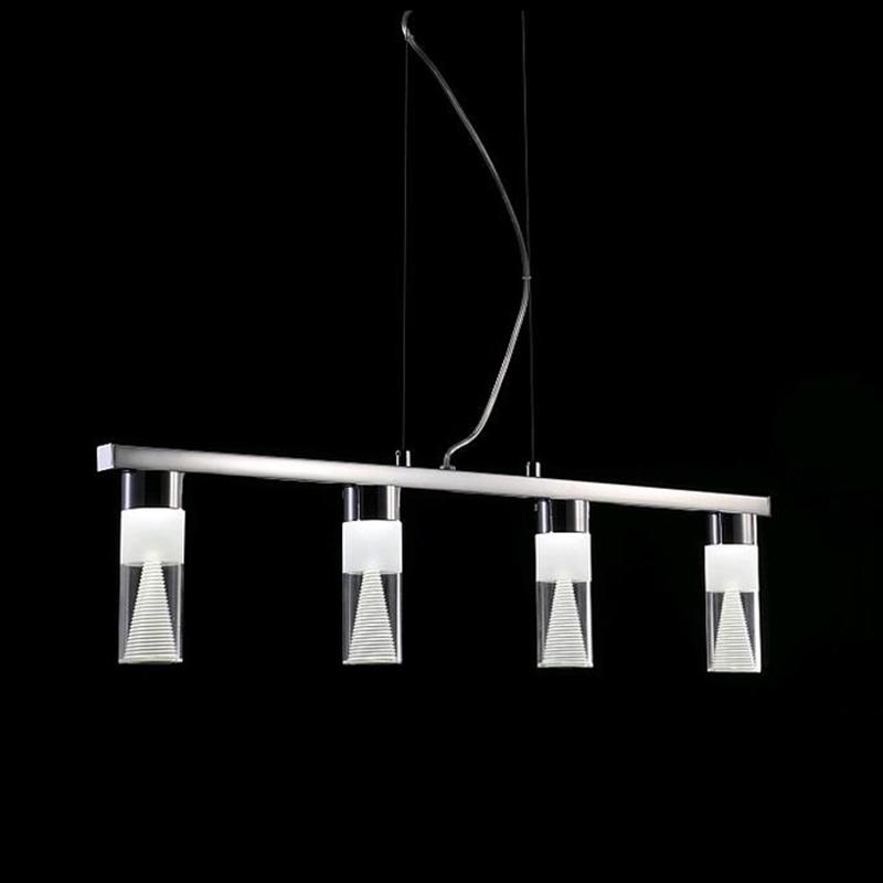 Купить Подвесной светильник Illuminati Cappuccio из прозрачного стекла с декоративными элементами внутри, inmyroom, Италия