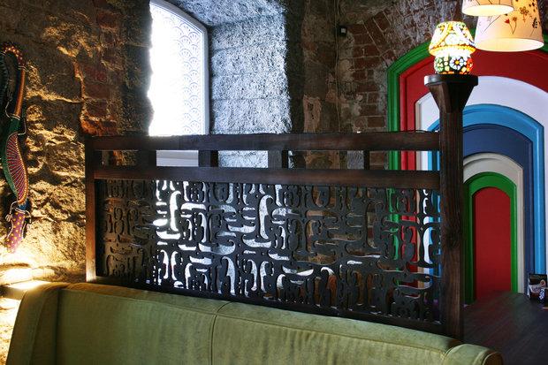 Фото из портфолио Ресторан «Чайхана» на Кировке в восточном стиле – фотографии дизайна интерьеров на INMYROOM