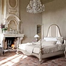 Фотография: Спальня в стиле Кантри, Гостиная, Декор интерьера, Квартира, Дом, Дача – фото на InMyRoom.ru