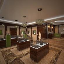 Фото из портфолио Ювелирный салон – фотографии дизайна интерьеров на INMYROOM