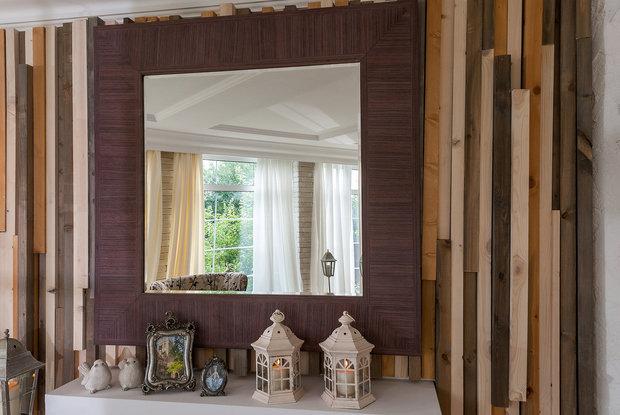 Фотография: Декор в стиле , Дом, Интерьер комнат, Прованс, Дача, Камин – фото на InMyRoom.ru