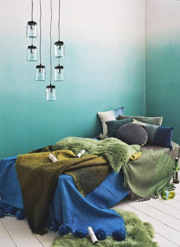 Фотография: Мебель и свет в стиле Прованс и Кантри, Декор интерьера, Декор дома, Стена – фото на InMyRoom.ru