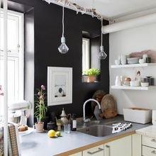 Фотография: Кухня и столовая в стиле Кантри, Скандинавский, DIY, Квартира, Советы, как облегчить быт – фото на InMyRoom.ru