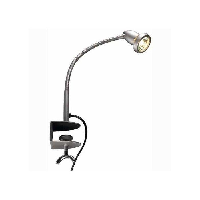 Настольная лампа SLV Neat серебристый