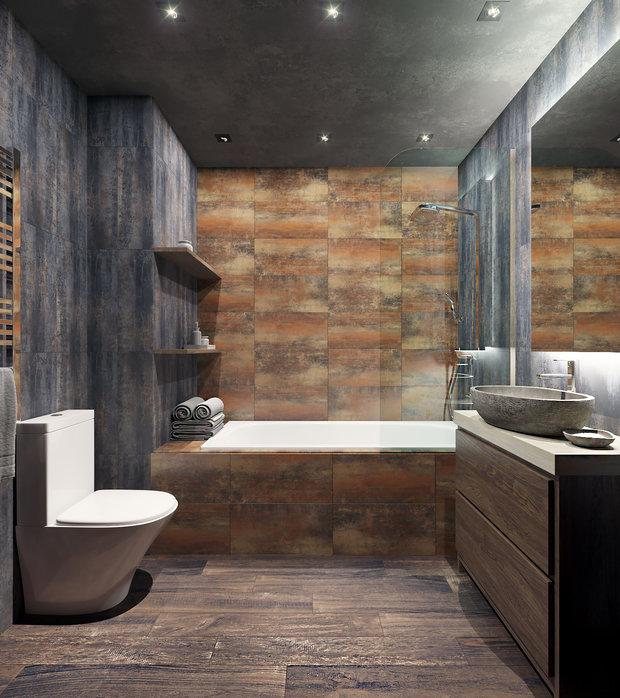 Фото из портфолио квартира холостяка – фотографии дизайна интерьеров на INMYROOM