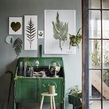 """Фото из портфолио """"Ботанический дом"""" – фотографии дизайна интерьеров на InMyRoom.ru"""