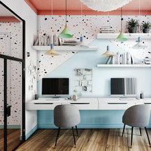 Фото из портфолио Проект ЖК 5 звезд – фотографии дизайна интерьеров на INMYROOM